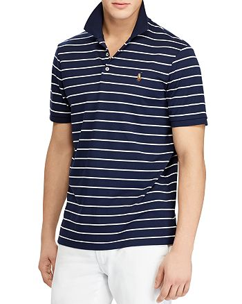 Polo Ralph Lauren - Striped Classic Fit Soft-Touch Polo Shirt