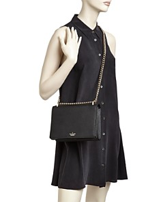 kate spade new york - Cameron Street Marci Leather Convertible Crossbody