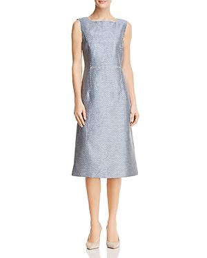 Lafayette 148 New York Jojo Striped Dress
