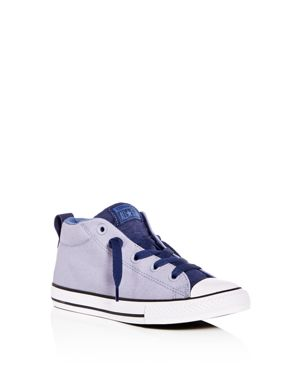 Converse Unisex Chuck Taylor All Star Street Slip-On Mid Top Sneakers - Toddler, Little Kid, Big Kid 2840658