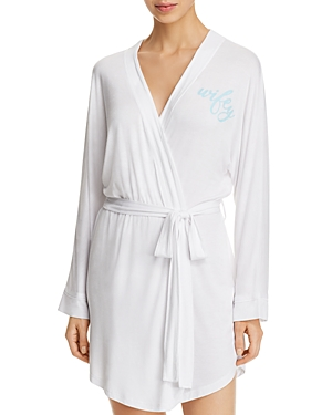 Honeydew SHORT ROBE