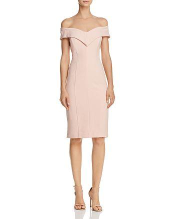 Eliza J - Off-the-Shoulder Dress