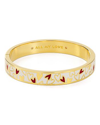 kate spade new york - All My Love Hinge Bangle
