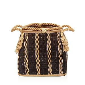 Sparrow x Wren Mesa HandWoven Seagrass Basket Medium  100 Exclusive