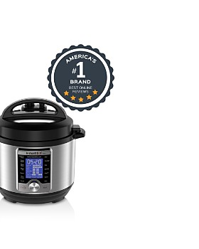 Instant Pot - 10-in-1 Multi Function Cooker Ultra 3-Quart