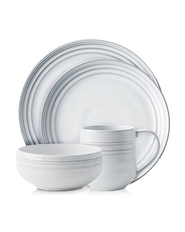 Juliska - Bilbao White Truffle Dinnerware Collection