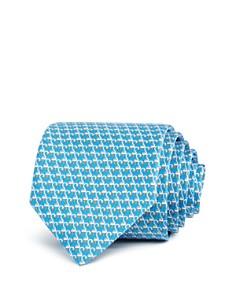 Salvatore Ferragamo Swans Classic Tie - Bloomingdale's_0