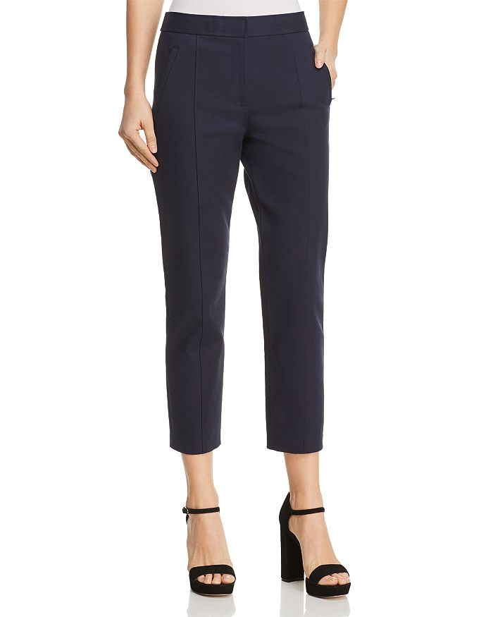 Tory Burch - Vanner Cropped Pants