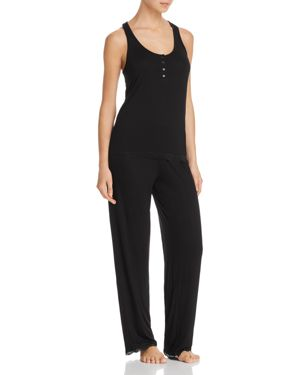 Honeydew Racerback Long Pajama Set - 100% Exclusive