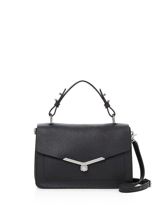 Botkier - Valentina Pebbled-Leather Satchel