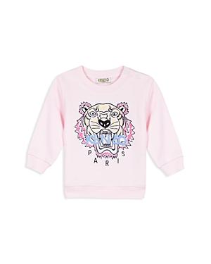 Kenzo Girls Tiger Sweatshirt  Baby