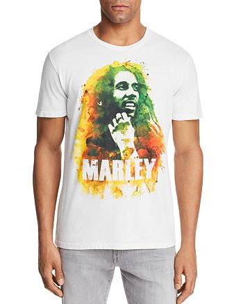 Bravado - Bob Marley Watercolor Tee