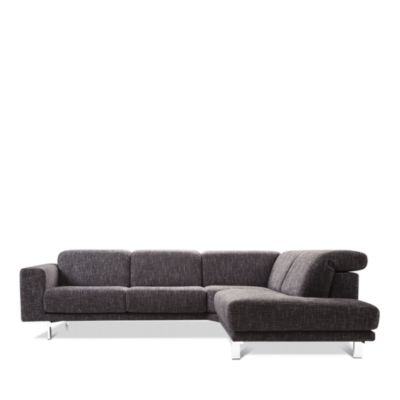Leon 2-Piece Sectional - Right Hand Facing - 100% Exclusive
