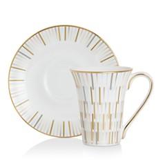 Prouna - Luminous Espresso Cup & Saucer