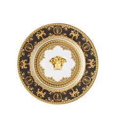 Versace - I Love Baroque Nero Bread & Butter Plate