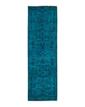 Solo Rugs Vibrance Runner Rug, 2'5 x 7'10 2853433