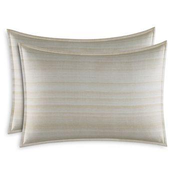 Vera Wang - Stripe Sateen King Sham - 100% Exclusive