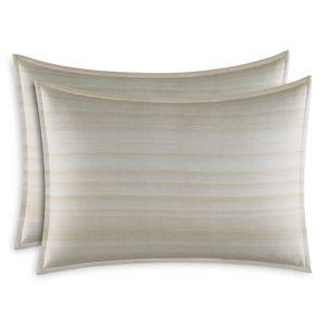 Vera Wang Stripe Sateen Standard Sham - 100% Exclusive