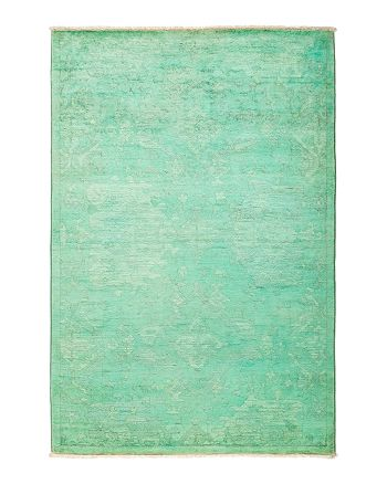 "Solo Rugs - Vibrance Area Rug, 4'1"" x 6'1"""