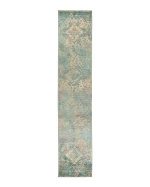 Solo Rugs Vibrance Runner Rug, 2'7 x 12'4