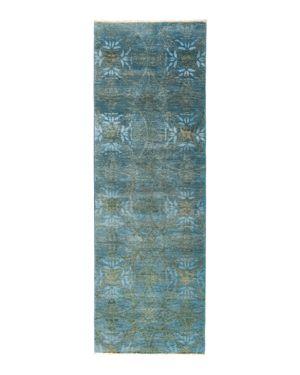 Solo Rugs Vibrance Runner Rug, 3' x 9'1
