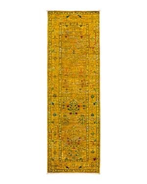 Solo Rugs Vibrance Runner Rug, 2'7 x 7'10