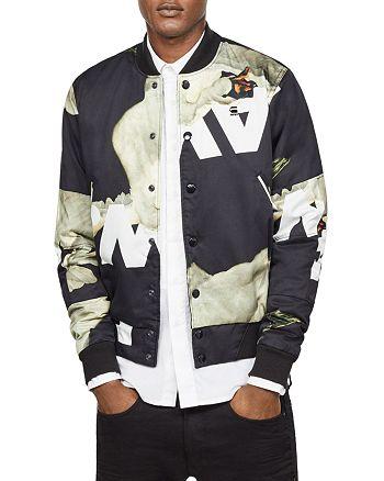 G-STAR RAW - Rackam Sports Bomber Jacket
