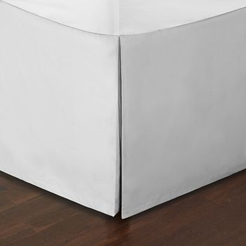Hudson Park Collection - 680TC Sateen Bedskirt, California King - 100% Exclusive