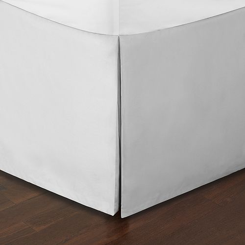 Hudson Park Collection - 680TC Sateen Bedskirt, King - 100% Exclusive