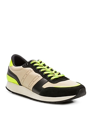 The Kooples LEATHER SNEAKERS