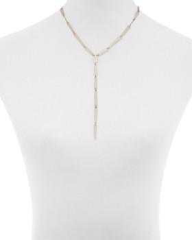 "Kendra Scott - Gail Linear Link Necklace, 17"""