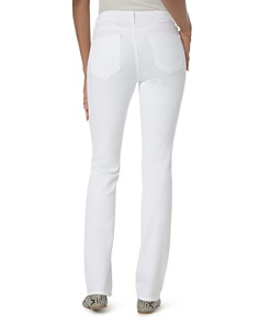 NYDJ - Marilyn Straight-Leg Jeans in Optic White
