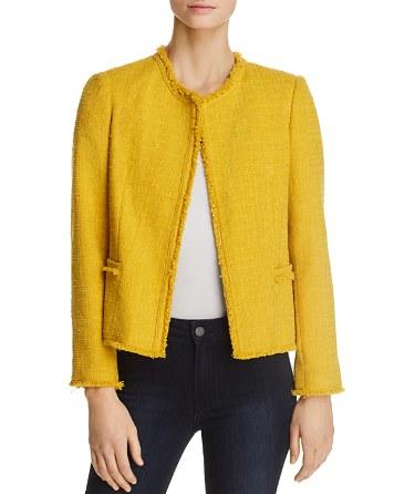 $GERARD DAREL Roxanne Tweed Jacket - 100% Exclusive - Bloomingdale's