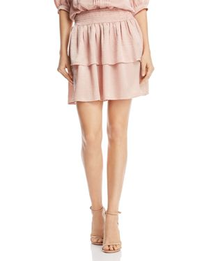 BELTAINE TIERED RUFFLED SKIRT - 100% EXCLUSIVE