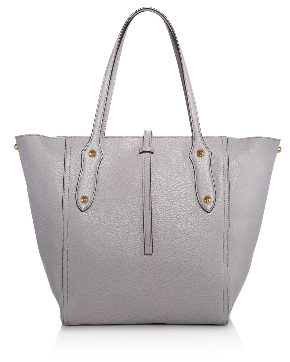 Bibi Leather Tote   100 Percents Exclusive by Annabel Ingall