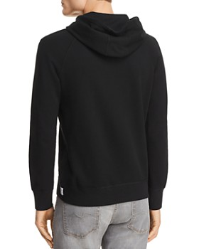 REIGNING CHAMP - Embroidered Logo Hoodie