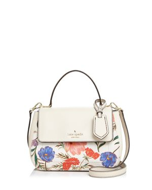 kate spade new york Thompson Street Justina Linen Shoulder Bag 2864249