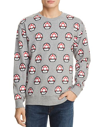 Barney Cools - x Nintendo Toad Crewneck Sweatshirt - 100% Exclusive