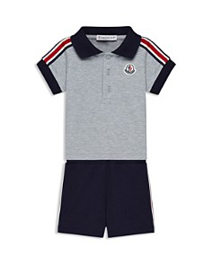 Moncler Boys' Polo Shirt & Shorts Set - Baby - Bloomingdale's_0