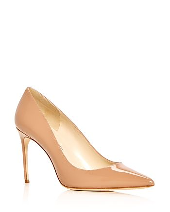 Brian Atwood Women S Valerie Pointed Toe Pumps Bloomingdale S