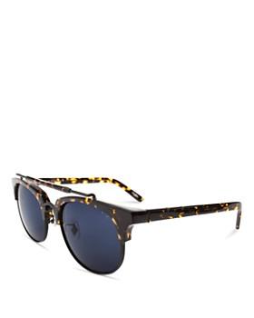 Pared Eyewear - Women's Turks & Caicos Round Sunglasses, 51mm