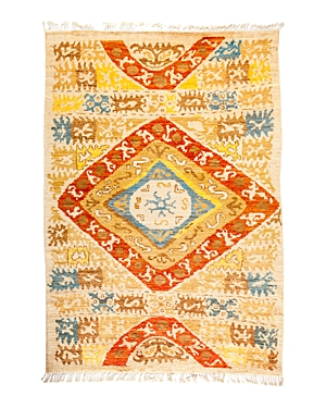 Solo Rugs Tribal Area Rug, 6'1 x 9'