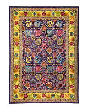Solo Rugs Abstract Area Rug, 9'10 x 13'8