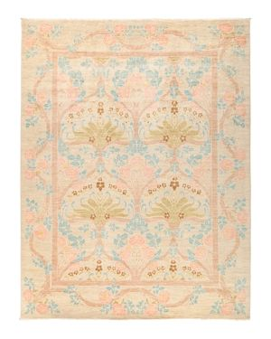 Solo Rugs Arts & Crafts Area Rug, 8'10 x 11'7