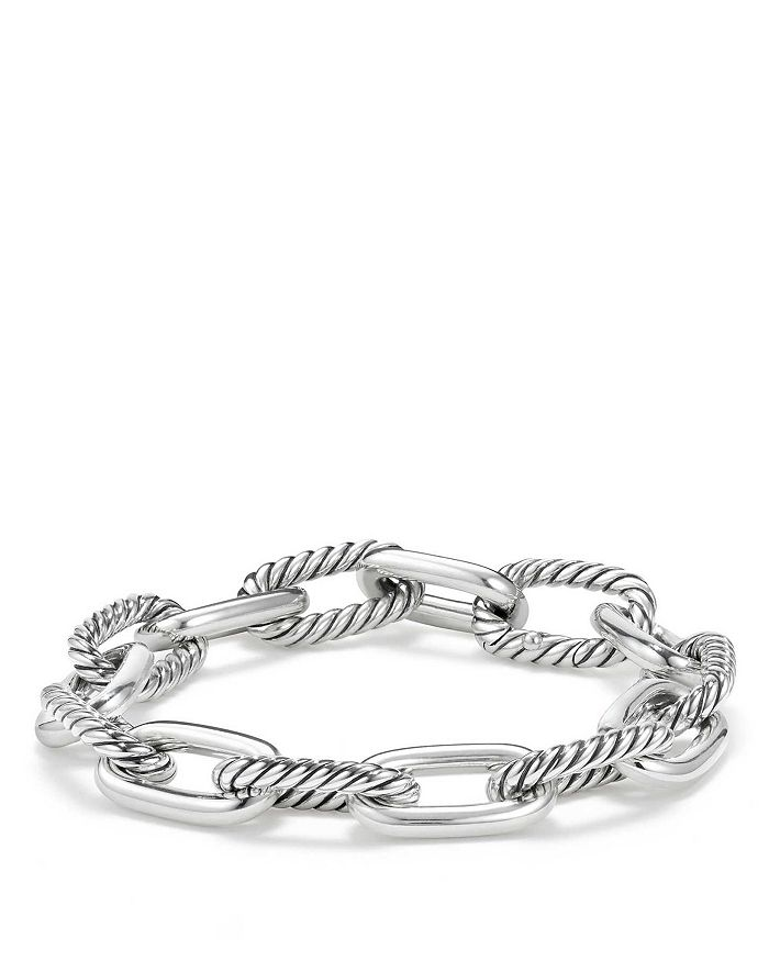 David Yurman - DY Madison Chain Medium Bracelet, 11mm