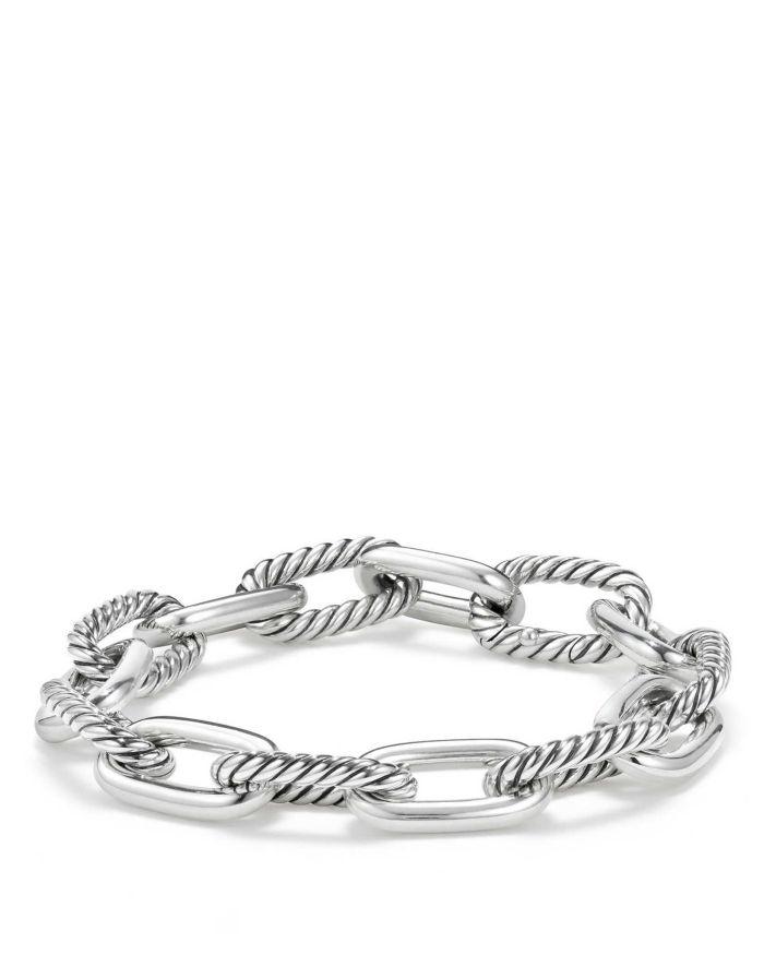 David Yurman DY Madison Chain Medium Bracelet, 11mm  | Bloomingdale's