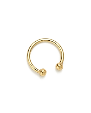Zoe Chicco 14K Yellow Gold Single Non-Pierced Ear Cuff-Jewelry & Accessories