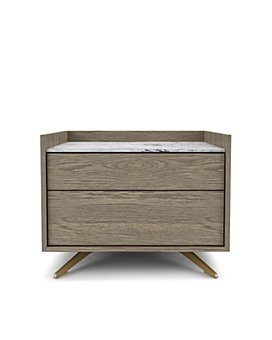 Huppé - Memento 2-Drawer Large Nightstand