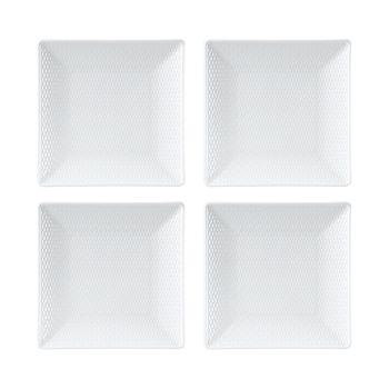 Wedgwood - Gio Mini Square Plate, Set of 4