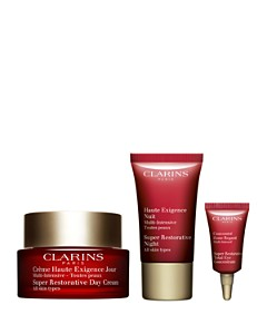 Clarins - Super Restorative 24/7 Discovery Kit